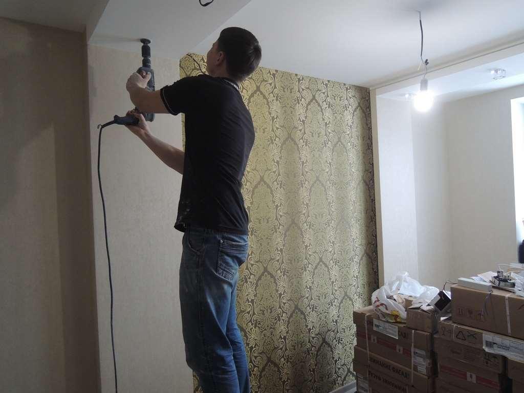 Ремонт однокомнатной квартиры 30 кв м