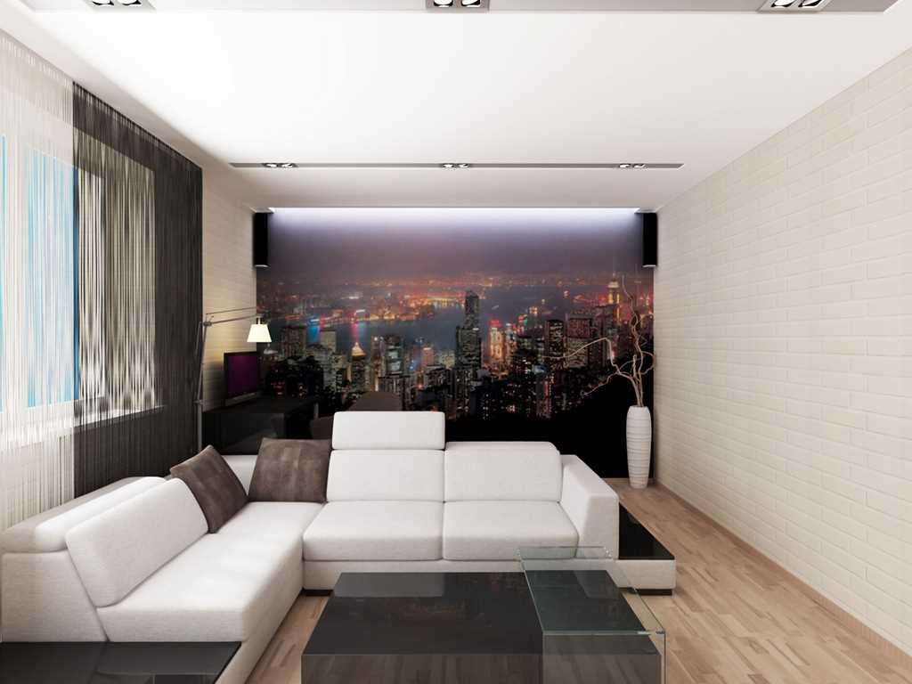 интерьер двухкомнатной квартиры 54 кв.м фото