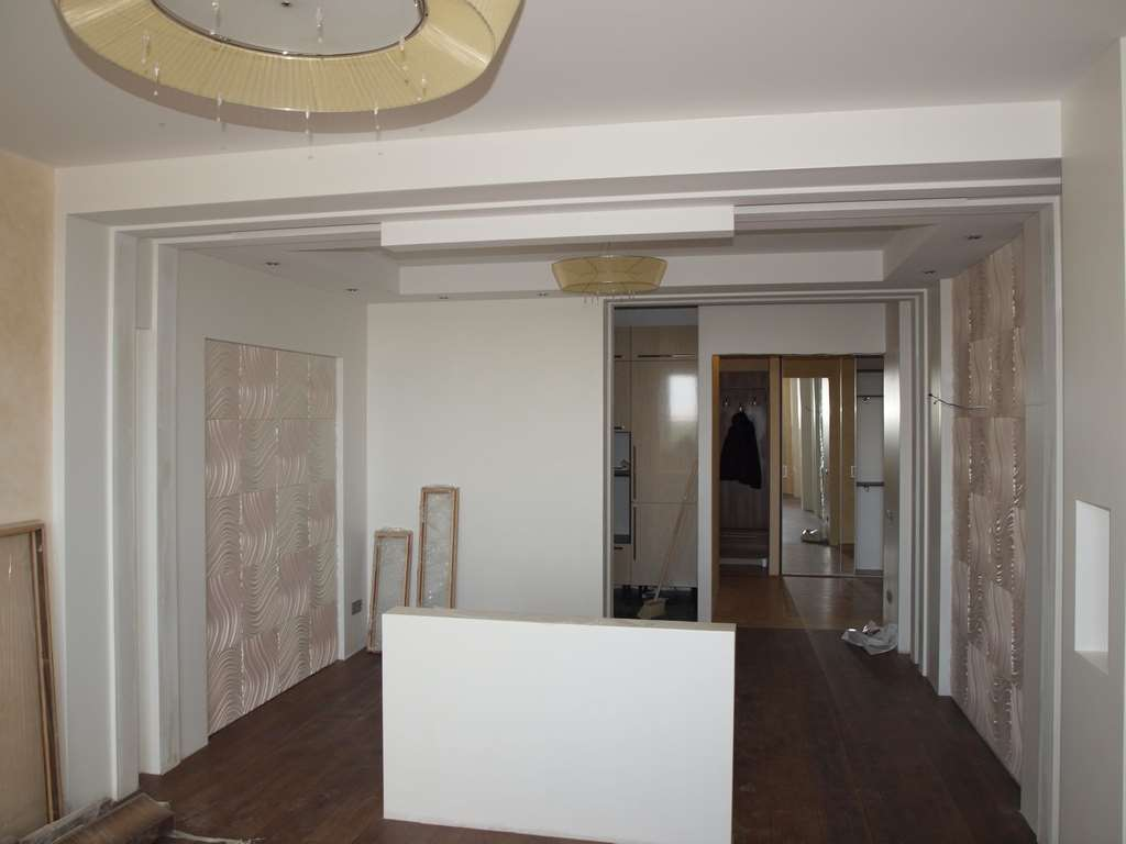 Ремонт квартиры 80 кв м