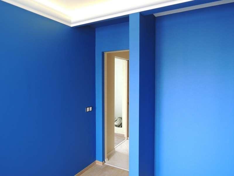 Установка входной двери в панельном доме